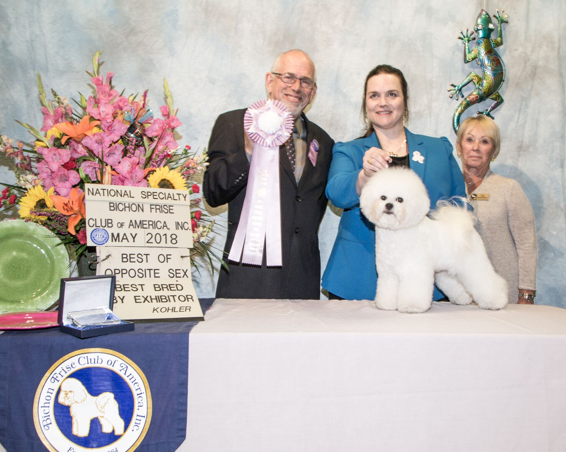 Breeder Directory Signup | Bichon Frise Club of America